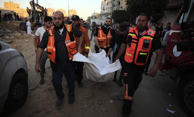 16 Filistinli daha şehit edildi!
