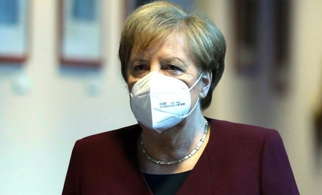 Merkel'den 'ulusal mücadele' çağrısı