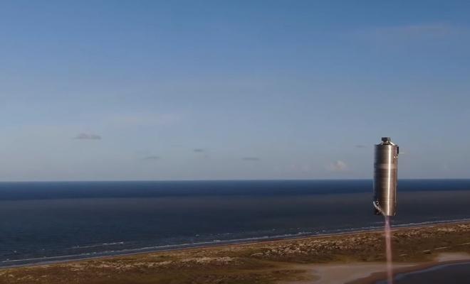 Mars'a yolculuk için tasarlanan dev Starship roketi 18 kilometre havalanacak