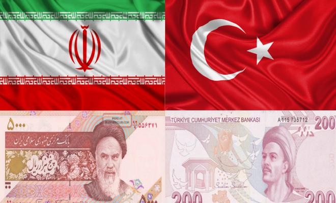 İran'dan Türkiye ile ticarette milli para vurgusu