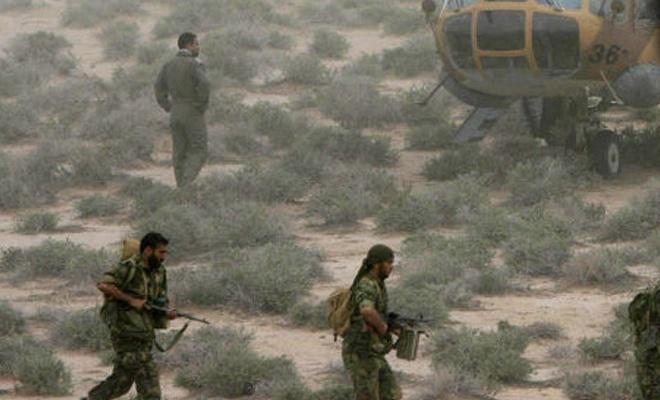 İran IKBY sınırındaki silahlı grupların kamplarını vurdu