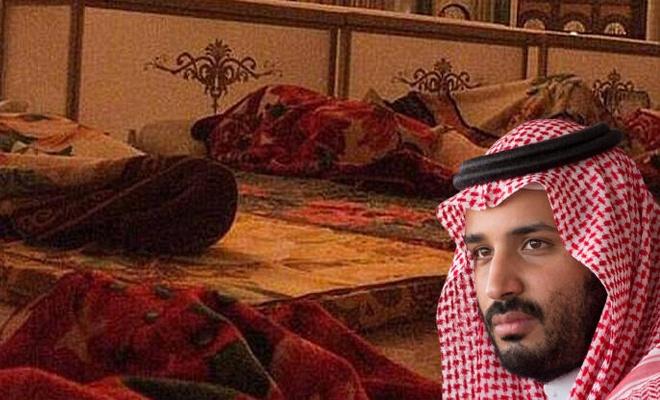Suudi'nin Ritz Carlton otelindeki operasyonuyla ilgili yeni bilgiler sızdı