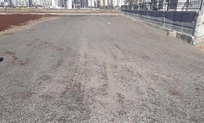 Diyarbakır'da yeni yapıların olduğu bölgelere 16 kilometrelik yeni yol