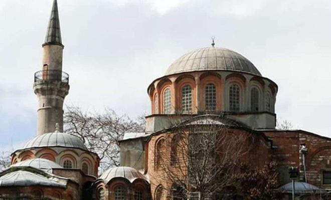 Kariye Cami'nin açılış tarihi belli oldu