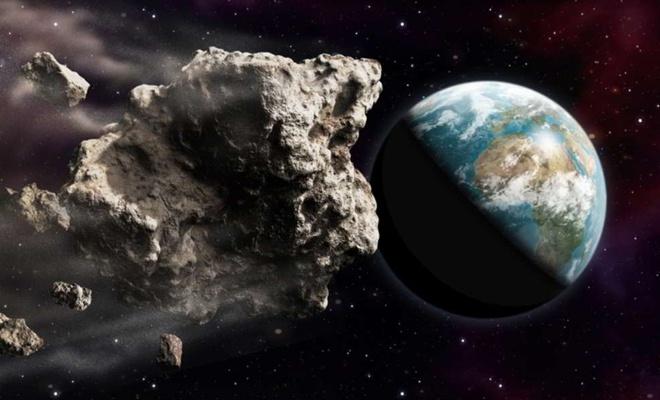 NASA, dünyaya doğru ilerleyen dev bir asteroit keşfetti!