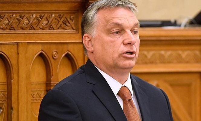 Orban`dan göçmen karşıtı açıklama