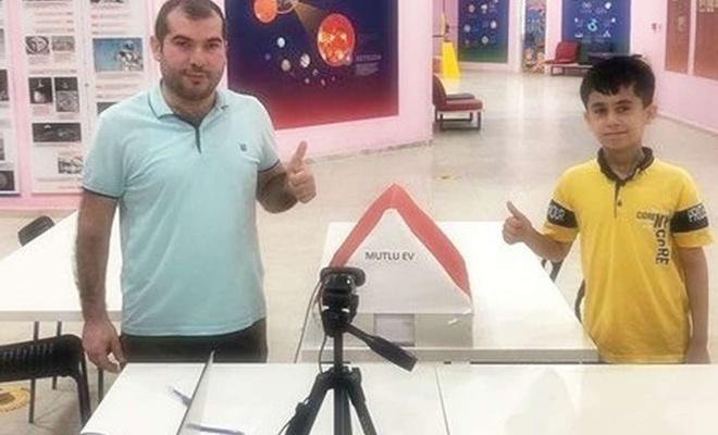TÜBİTAK Van bölge finallerinde Cizre'den 3 öğrenci ödül kazandı