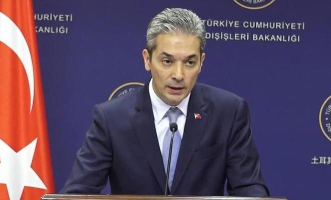 Türkiye'den ABD'ye Ayasofya tepkisi