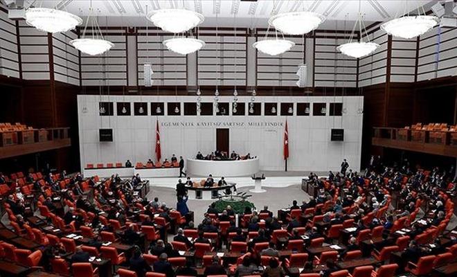 Mini infaz paketi Genel Kurul'da kabul edildi