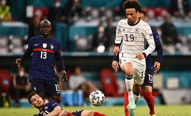 Almanya 1-0 mağlup oldu