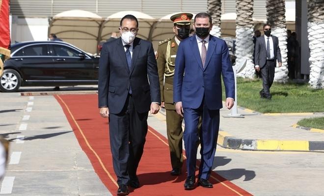 Libya ile Mısır arasında anlaşma!