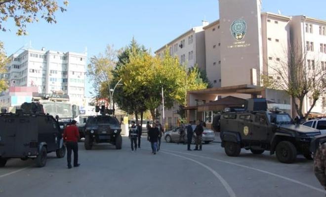 Gaziantep`te kepenk kapatan 16 kişi gözaltına alındı
