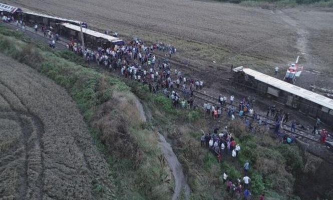 Çorlu`daki tren kazasıyla ilgili açıklama
