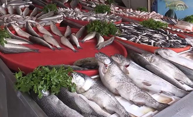 """""""Fırat""""ın balıkları yurt dışına satılıyor"""