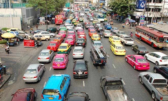 Tayland'da yılbaşı: 317 ölü, 3 bin 160 yaralı
