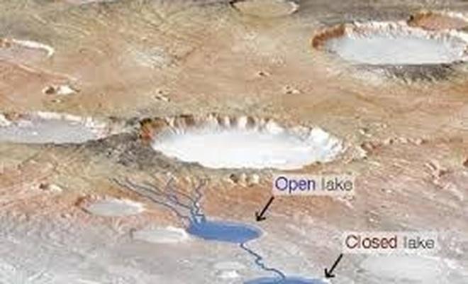 Bilim imsanlarından Mars'la ilgili çarpıcı iddia