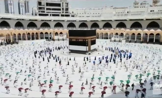 Suudi umre ziyaretlerini başlatmaya hazırlanıyor