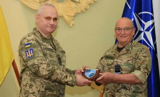 Dikkat çeken ziyaret: NATO'dan Rusya'ya gözdağı!
