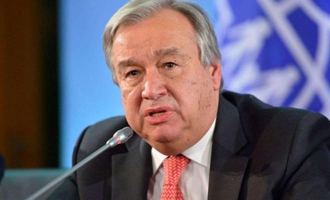 Guterres'ten yeni İran hükümetine mesaj
