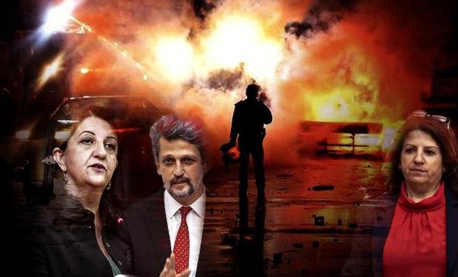 9 HDP'li milletvekili hakkında 6-8 Ekim olaylarından fezleke hazırlanıyor