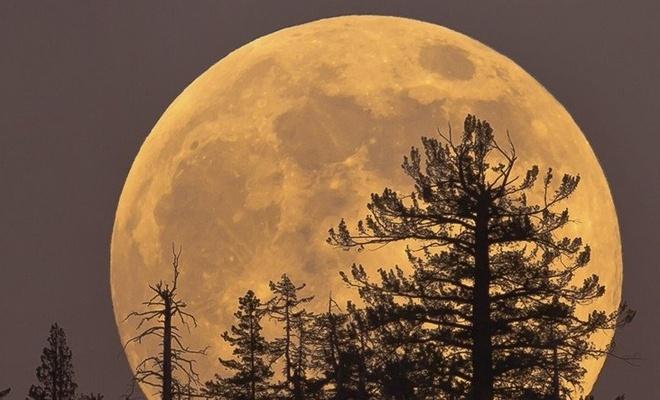 Süper Ay bu gece görünecek