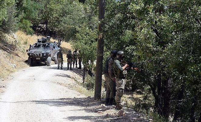 Tunceli`de 10 PKK`lı öldürüldü