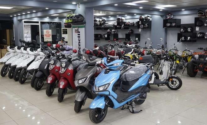 Motosiklet satışları artınca fiyatları da yükseldi