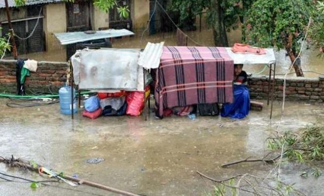 Nepal'de toprak kaymaları: 40 ölü