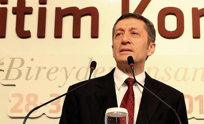 Milli Eğitim Bakanı Selçuk açıkladı: Hizmete alındı!