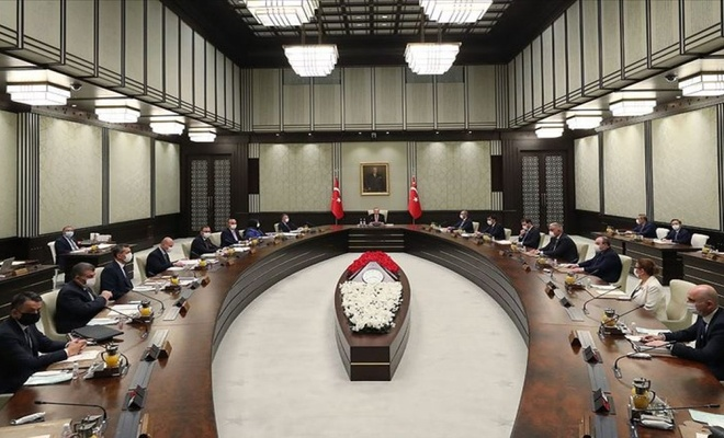 Cumhurbaşkanlığı Kabinesi bugün toplanıyor, masada neler var?