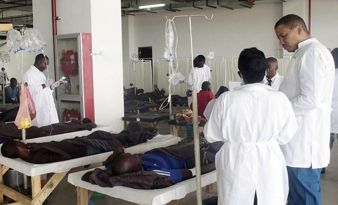 Nijerya'da baş gösteren kolera salgınında 25 kişi öldü
