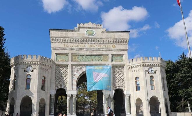 İstanbul'daki Üniversitelerden Filistin'e destek