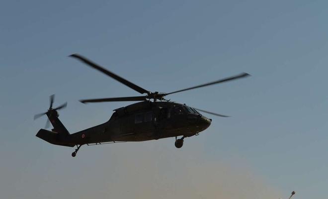 Şırnak'ta hava operasyonuyla 3 PKK'li öldürüldü