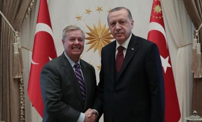 Grahamê Senetorê Amerîkayî: Şaxa siyasî ya YPGê bi PKKê re pêwendîdar e