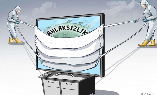 STK'lardan uygunsuz TV programlarına tepki
