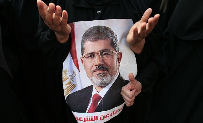 Suud haber sitesinden ilginç Mursi haberciliği