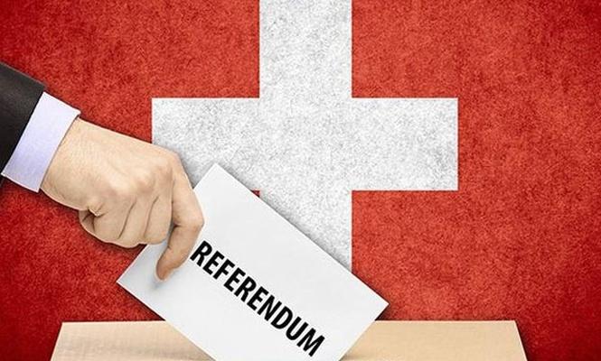 İsviçre`de ilginç referandum