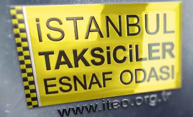 İstanbul Taksiciler Esnaf Odası'ndan UBER kararına ilişkin açıklama