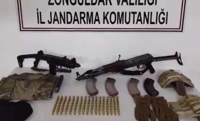 Zonguldak'ta 2 cinayet şüphelisi 3 kişi yakalandı