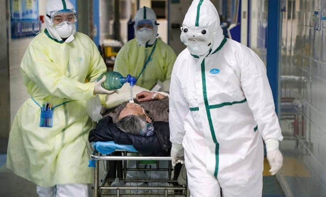 Koronavirüsde dünya genelinde son rakamlar belli oldu
