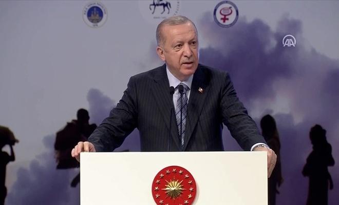 Erdoğan: Saldırıların devamı halinde diğer bölgelere yönelik adım atmaktan çekinmeyiz