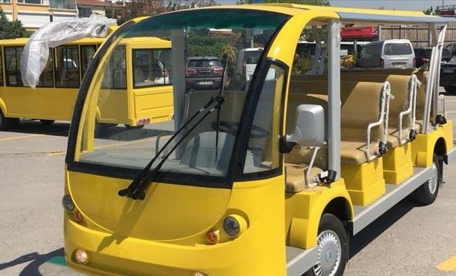Adalar'daki elektrikli taşıma işini İETT yapacak