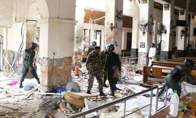 Sri Lanka hükümeti saldırıları gerçekleştiren örgütü açıkladı