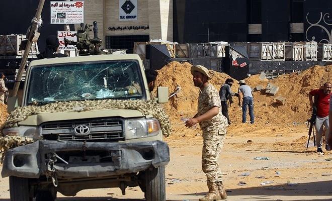 Libya'da bilanço ağırlaşıyor