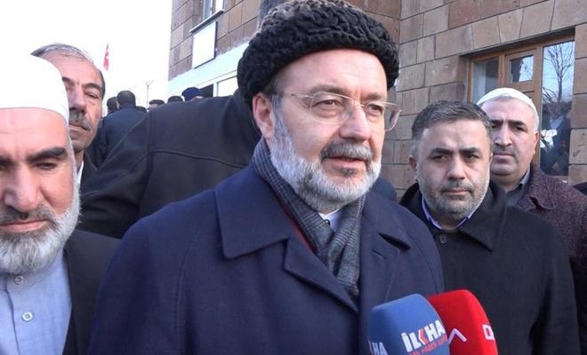 """Mehmet Gormez: """"Şêx Evdilkerîm Çevîk ji bo sulhê canê xwe ji dest da"""""""