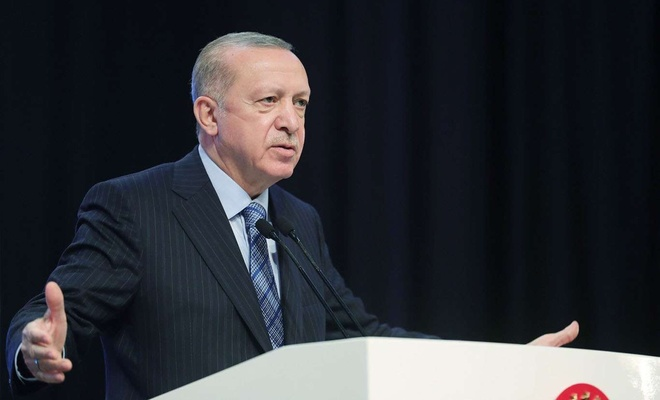Erdoğan: Turkey will strengthen freedoms of expression and organization in the country