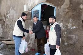 Umut Kervanı Bitlis`teki yıllık faaliyet raporunu paylaştı