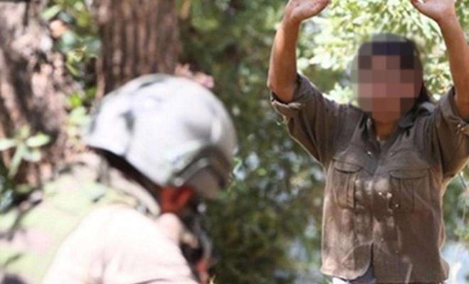 Bir aşırı sol ve 4 PKK elemanı teslim oldu