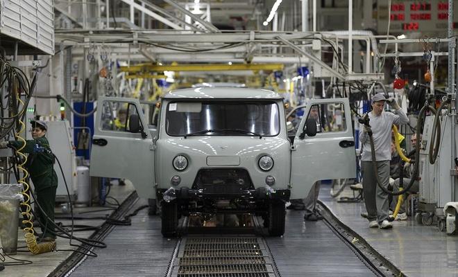 Rus sanayi üretimindeki düşüş arttı