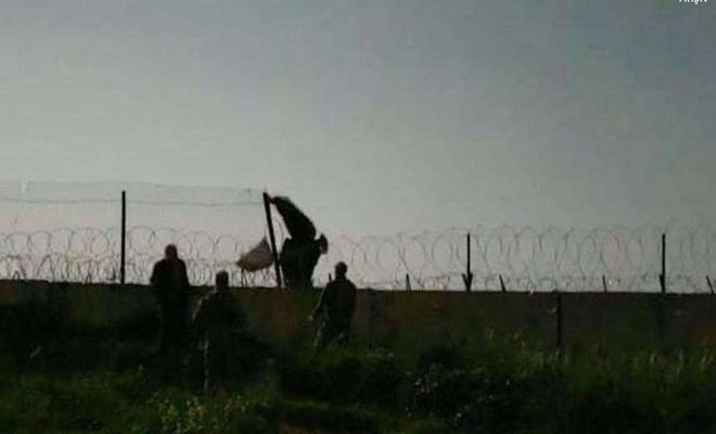 Sınırı geçmeye çalışan PKK mensubu yakalandı